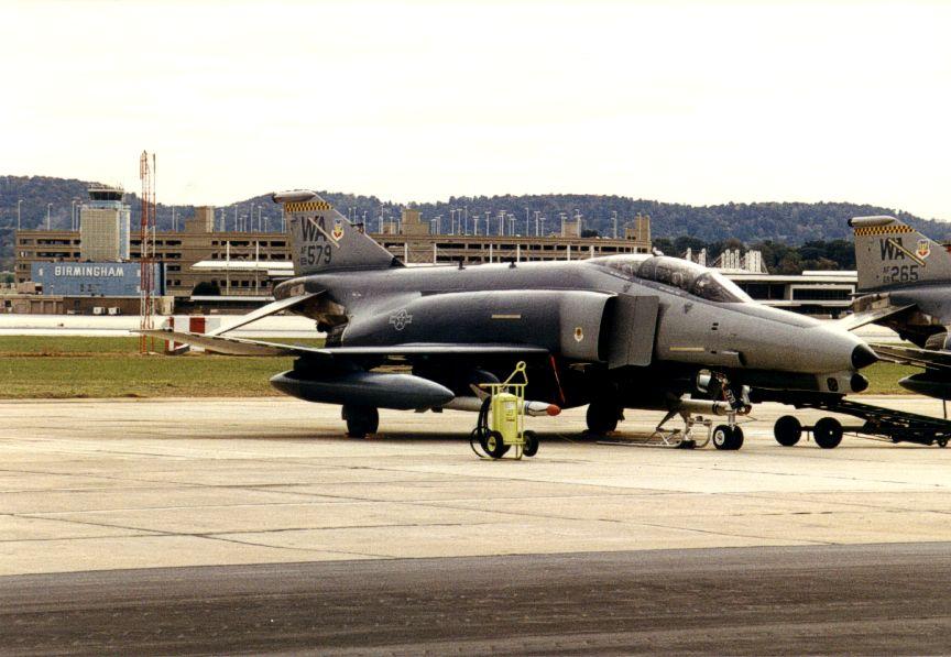 McDonnell Douglas F-4G Wild Weasel 69-7579