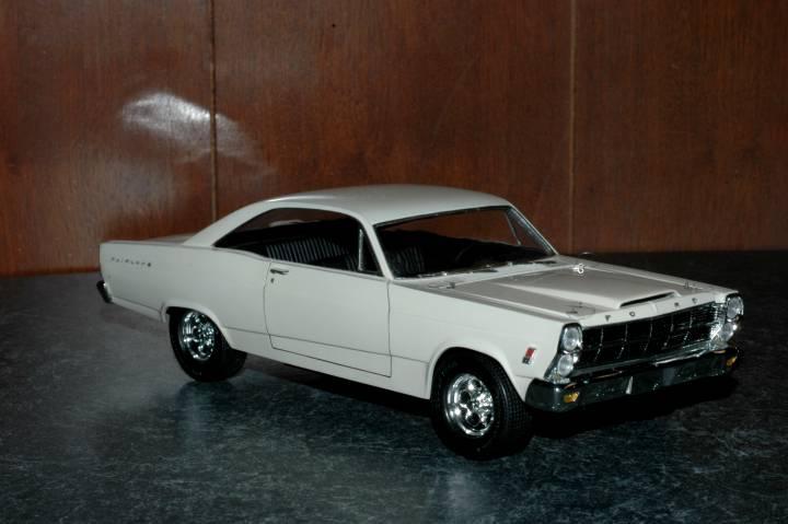 66 427 Ford Fairlane 500